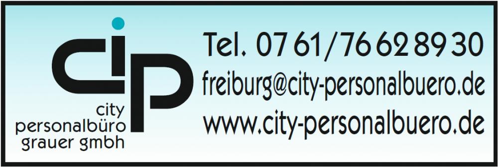 CiP city personalbüro grauer gmbh Logo