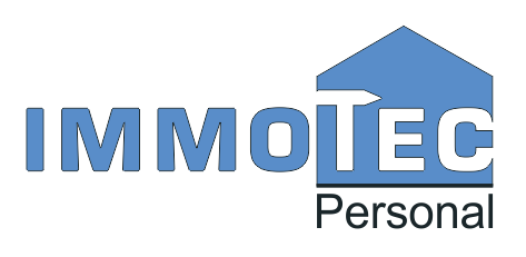 ImmoTec Personal GmbH  Logo